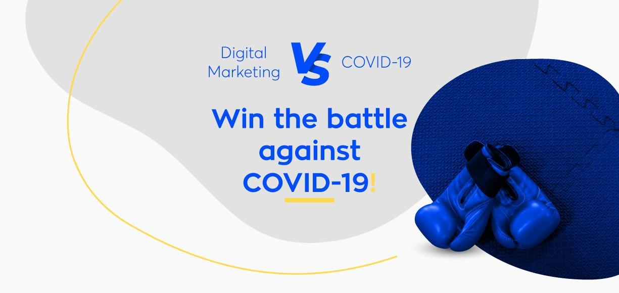 Digital Marketing και COVID-19 – Γιατί αυτή η περίοδος αποτελεί στρατηγική ευκαιρία για κάθε eBusiness