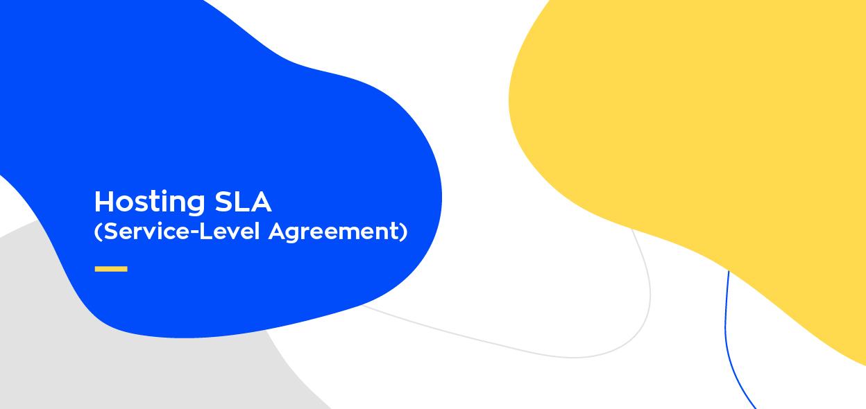 Ορισμοί και συμφωνία υπηρεσιών φιλοξενίας (SLA) Service Level Agreement