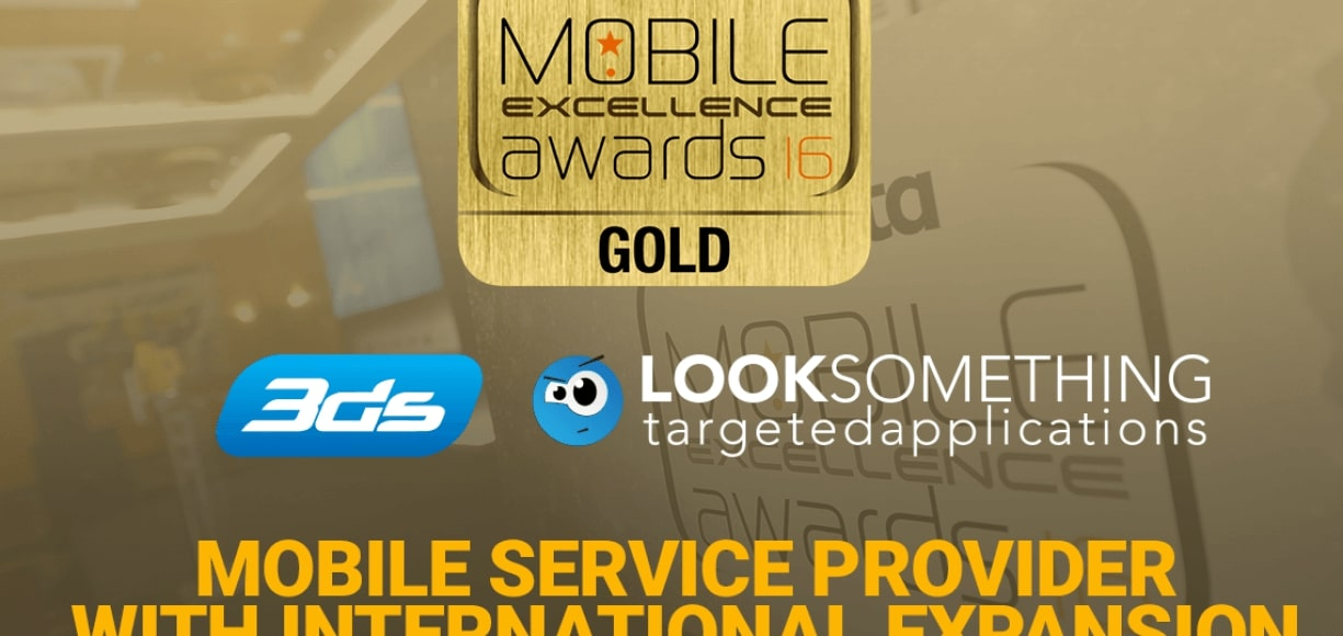 H 3ds και το Looksomething στα Cyta Mobile Excellence Awards 2016