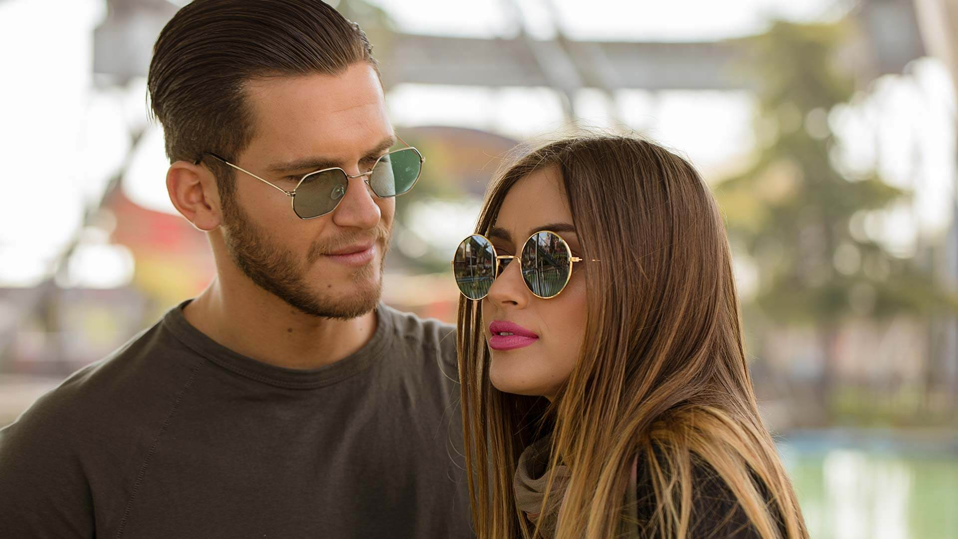 Pervedere Sunglasses – One is never enough